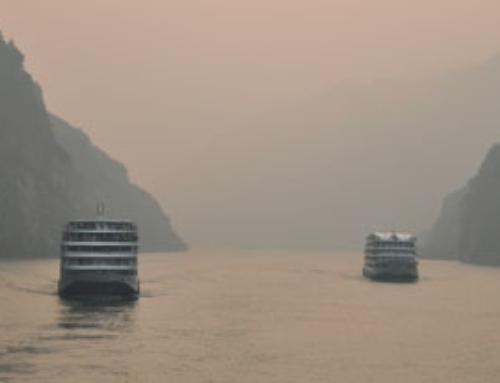 Ship Collision in Yangtze River, 2 Still Missing